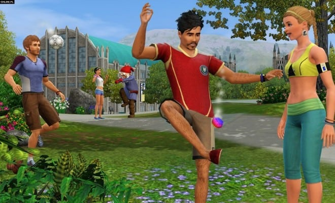 Les Sims 3 University PC Complete Version