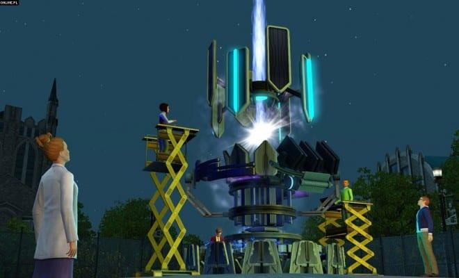 Les Sims 3 University PC Complete Version