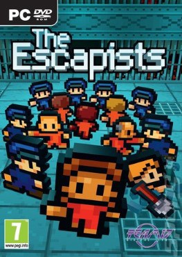 The Escapists_PC_COVER