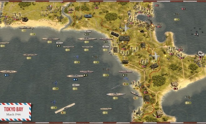 Order of Battle Pacific Jeux PC Complete Version