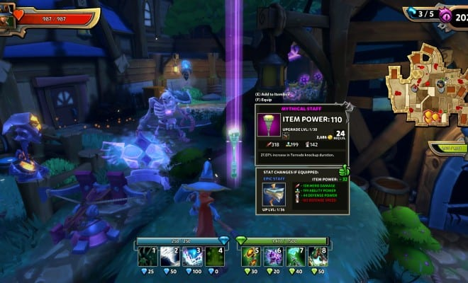 Dungeon Defenders II PC Complete Version