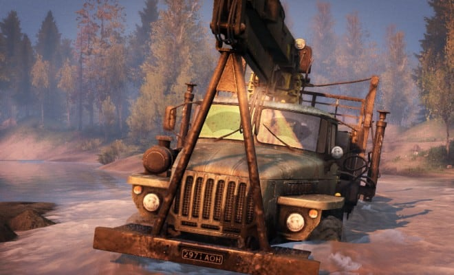 Spintires Jeux PC Complete Version