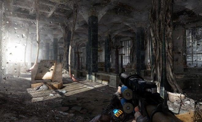Metro 2033 Redux Jeux PC Complete Version