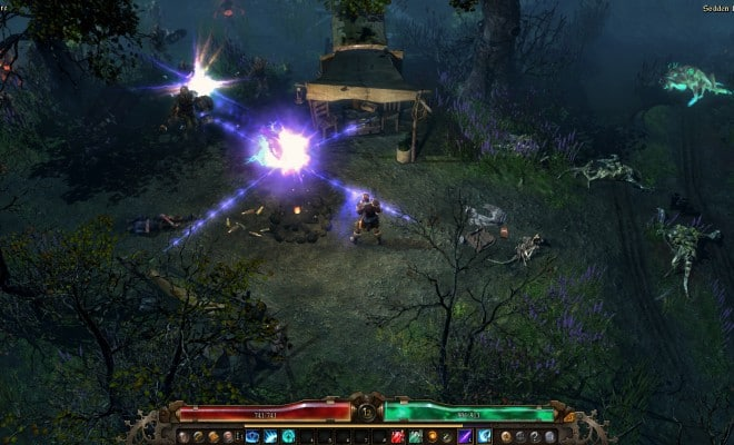 Grim Dawn Jeux PC Complete Version