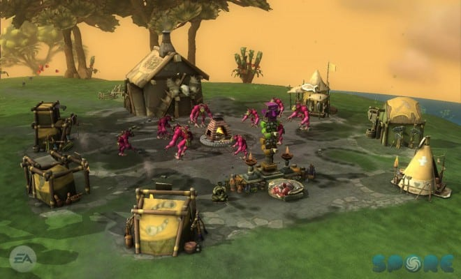 Spore PC Complete Version