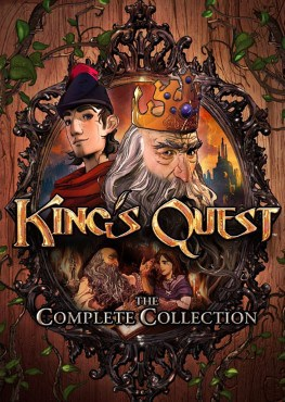King's Quest_PC_COVER