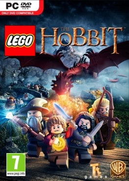 LEGO - The Hobbit_PC COVER
