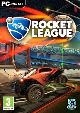 Rocket League_PC_COVER