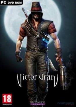 Victor Vran_PC_COVER