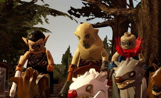 LEGO Le Hobbit PC Complete Version