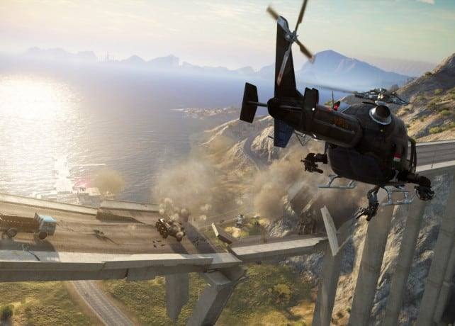 Just Cause 3 PC Complete Version