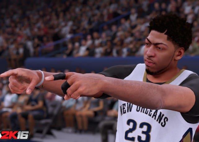 NBA 2K16 PC Complete Version