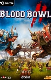 Blood Bowl II PC COVER