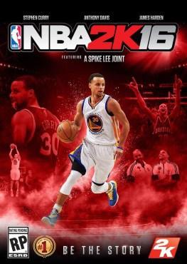 NBA 2K16_PC COVER