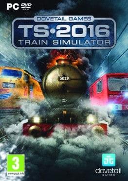 Train Simulator 2016 PC COVER