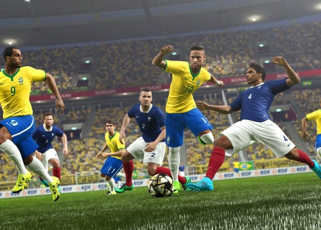 Pro Evolution Soccer 2016 PC Complete Version