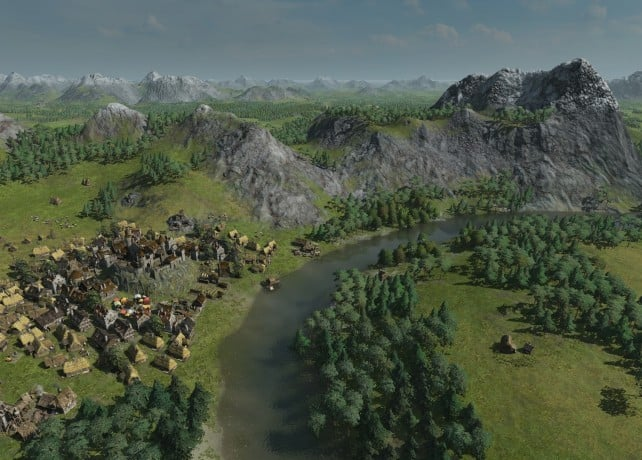 Grand Ages Medieval PC Complete Version 2015