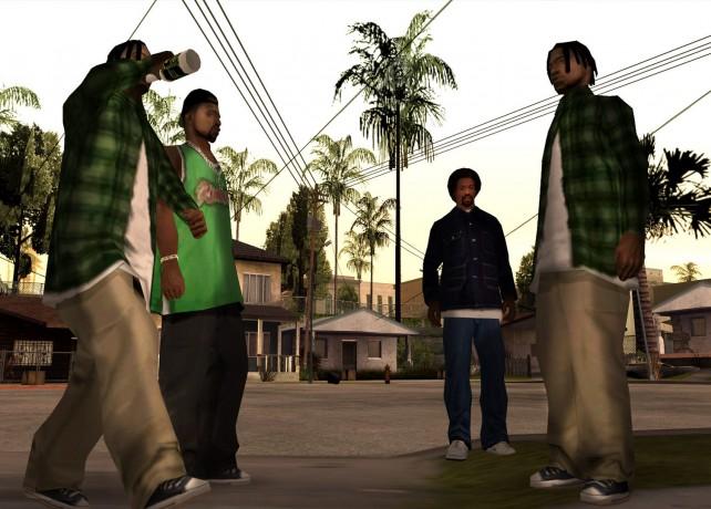 Grand Theft Auto San Andreas PC Complete Version