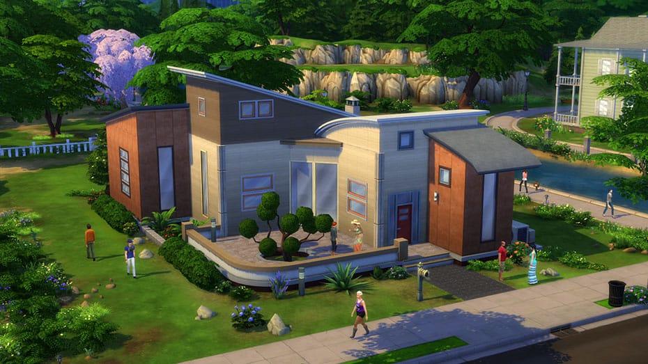 Les Sims  Pc Version Complete Tlcharger Ou Activation Gratuit Jeux