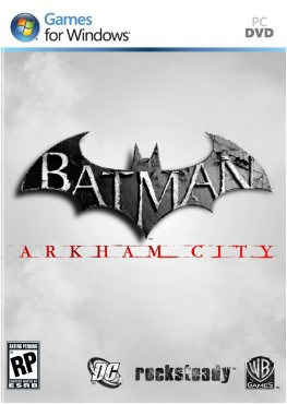Batman Arkham City cover pc