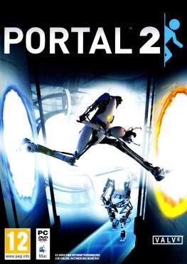 Portal 2_PC COVER