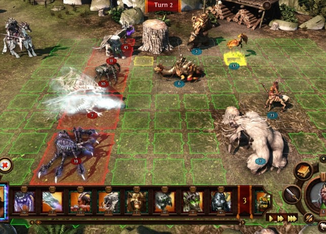 Might and Magic Heroes VII PC Complete Version 2015