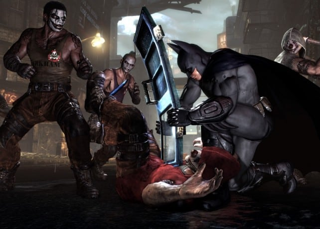 Batman: Arkham City PC Complete Version