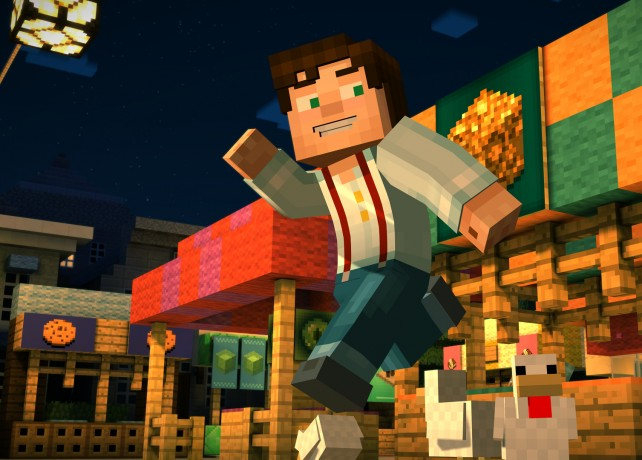 Minecraft Story Mode PC Complete Version