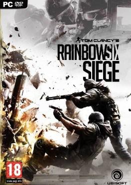 Tom Clancy's Rainbow Six Siege PC Cover GRatuit