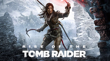 Rise Of The Tomb Raider Pc Jeu Version Complete