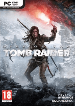 Rise of the Tomb Raider Gratuit PC cover