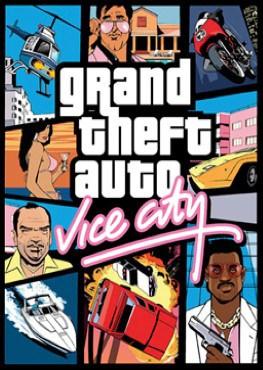 Grand Theft Auto Vice City PC COVER JEUX