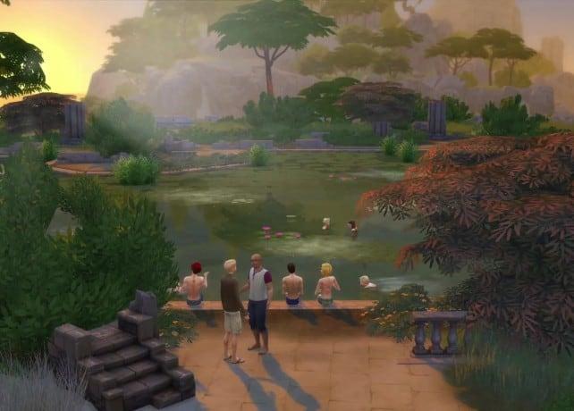 Les Sims 4 Vivre Ensemble gratuit