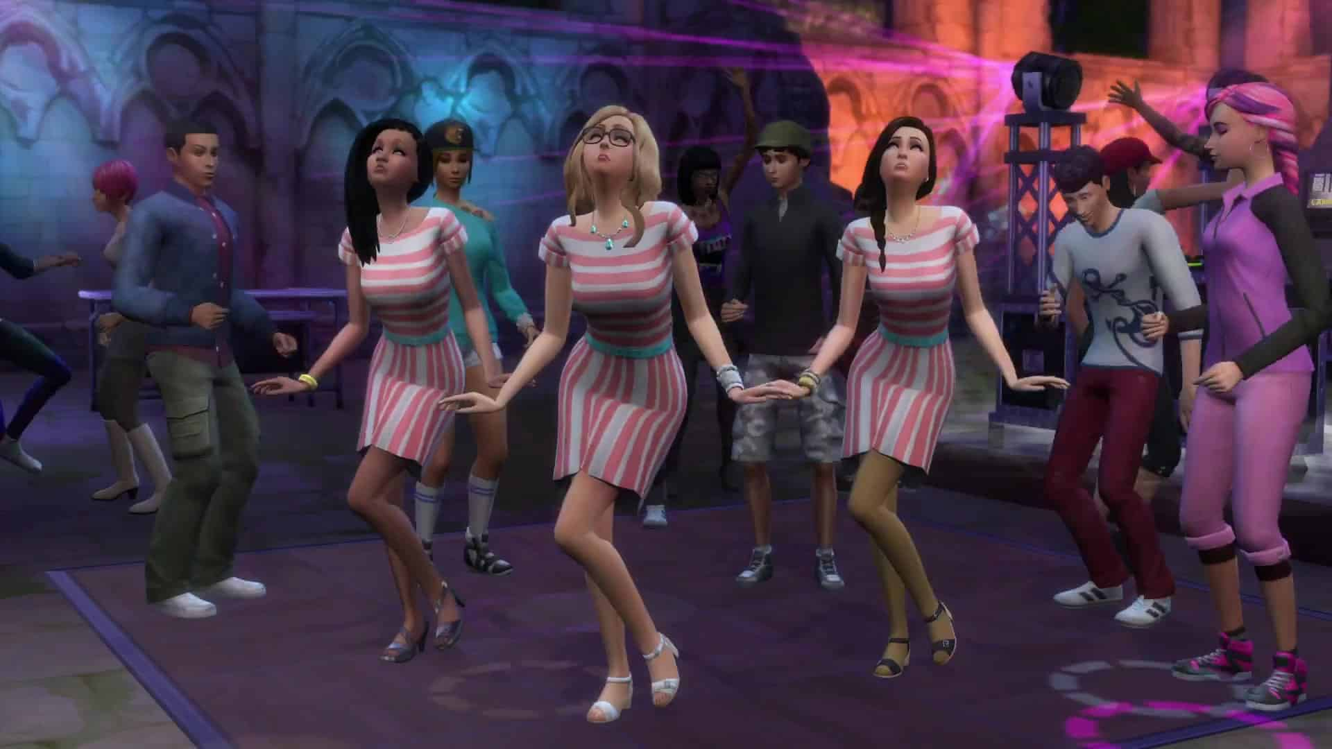 You rule the workplace with The Sims 4 Get to Work. ... Actively control your Sims  while they're on the job, and determine whether they're headed toward a big...