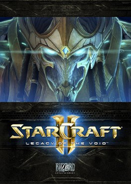 StarCraft II Legacy Of The Void cover pc