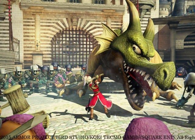 Dragon Quest Heroes Télécharger PC Gratuit
