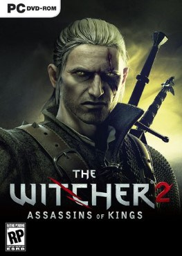 The Witcher 2 Assassins of Kings PC COVER