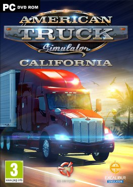 american truck simulator t l charger pc version complete gratuit jeux. Black Bedroom Furniture Sets. Home Design Ideas