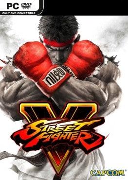 Street Fighter V gratuit pc jeu