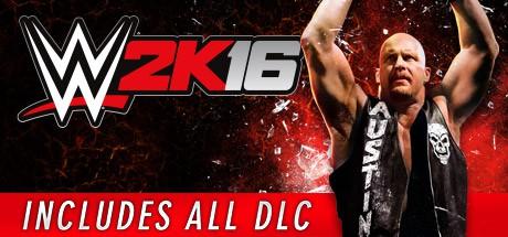 WWE 2K16 PC Gratuit
