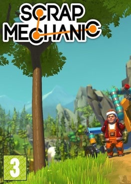 Scrap Mechanic pc gratuit jeu