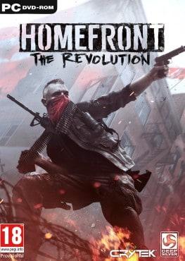 Homefront The Revolution pc gratuit ou telecharger