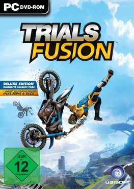 Trials Fusion PC JEU COMPLETE