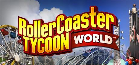 RollerCoaster Tycoon World PC Gratuit