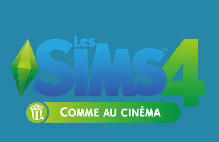 Les Sims 4 Comme au Cinéma PC Gratuit jeu