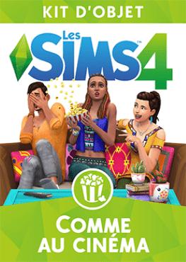 les sims 4 comme au cin ma t l charger le jeu sur pc gratuit. Black Bedroom Furniture Sets. Home Design Ideas