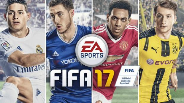 FIFA 17 PC Gratuit jeu
