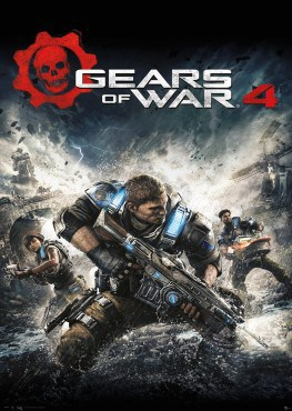 Gears of War 4 Telecharger PC Gratuit Version Complete