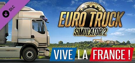 Euro Truck Simulator 2 Vive la France PC telecharger jeu pc