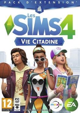 Les Sims 4 Vie Citadine télécharger le jeu ou gratuit PC version complete